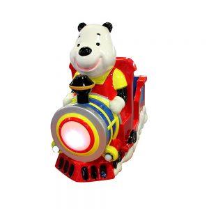 Plastik Kidy ride jetonlu oyuncaklar